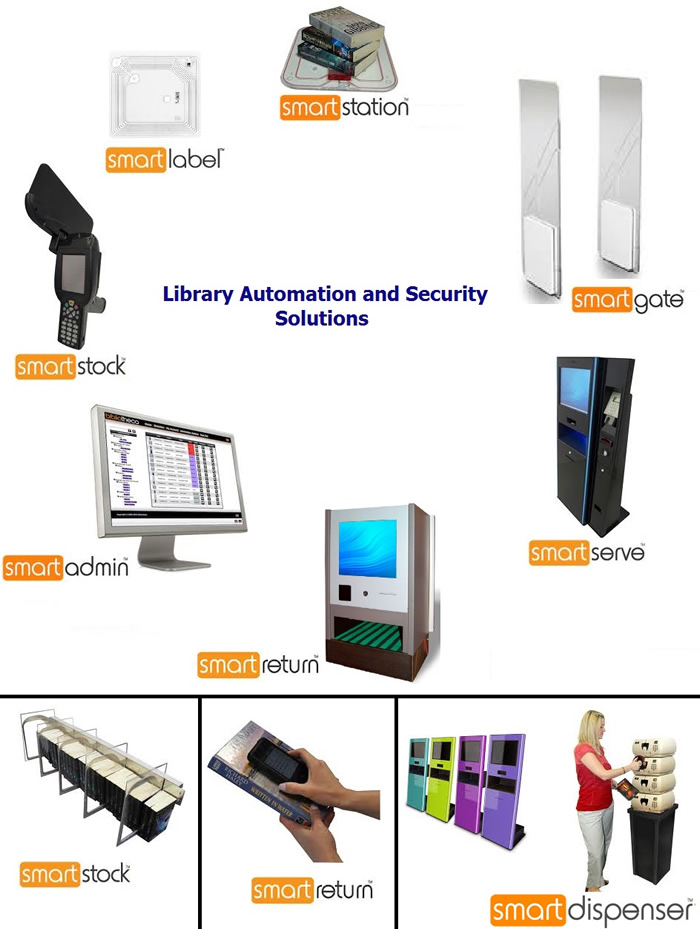 rfid library management system in the philippines Rfid library solution vendor for small libraries looking for an economical rfid library solution? want more reliability of rfid library management system.